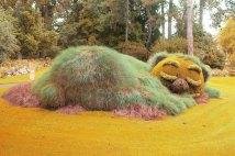 Le jardin déjanté de Claude Ponti