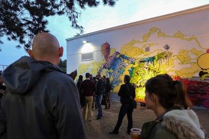 Mur Ouest, samedi 3 octobre