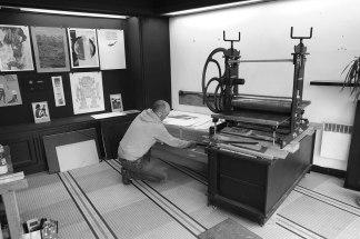 L'Imprimerie - Eric Mahé