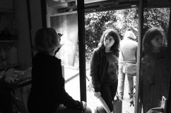 Julie Giraud et Catherine Duverger