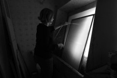 Sérigraphie - Julie Giraud