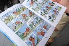 Tintin traduit en lingala