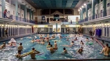 La piscine St Georges