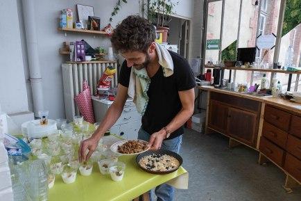 Clément, le cuisinier
