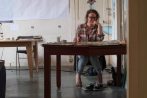 Espace de travail, Julie Doucet