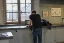 Espace de travail, Romain Guilloux