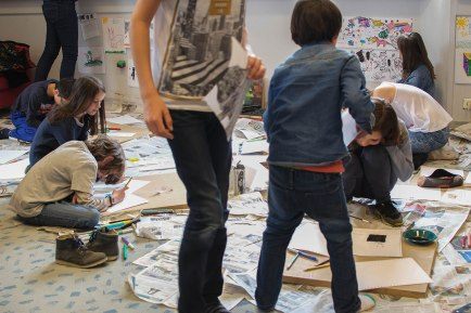 Atelier jeune public