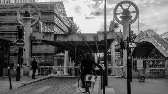 Le pont levis