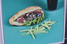Kebab de luxe