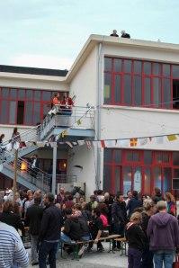 L'inauguration des ADV