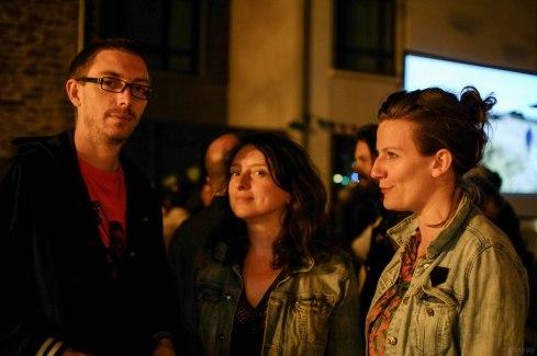 Loîc, Catherine & Amandine