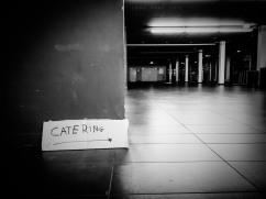 """Signalétique """"Catering"""""""