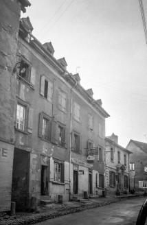 111-113 Rue de Brest - 1964, François Dagorn, Inventaire régionnal de Bretagne