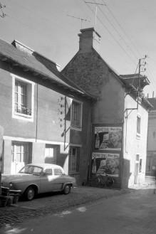 130-132 Rue de Brest - 1964, François Dagorn, Inventaire régionnal de Bretagne