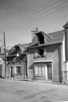 98-100 Rue de Brest - 1964, François Dagorn, Service de l'Inventaire du Patrimoine Culturel (c) Région Bretagne