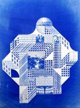Archigraphie par Macula Nigra