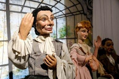 Musée des Pupi, Palerme