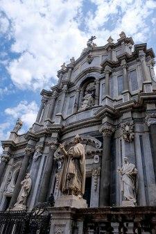 Cathédrale de Catane