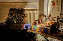 Gregaldur, musicien, installation sonore