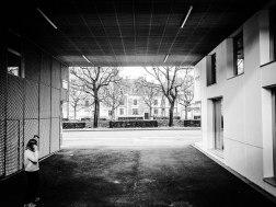 Dans un cube, Rennes