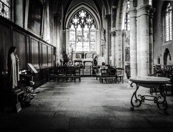 Prieuse, Notre-Dame en Saint Mélaine, Rennes